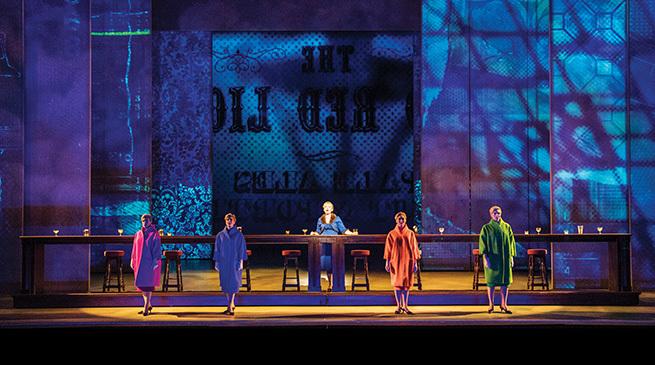 Metropolitan Opera Live in HD 2018/2019 - háttéranyag