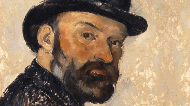 """Képtalálat a következőre: """"A Cézanne – Egy élet portréi című Exhibition"""""""