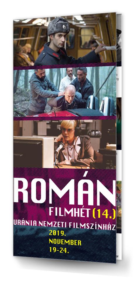 14. Román Filmhét - program