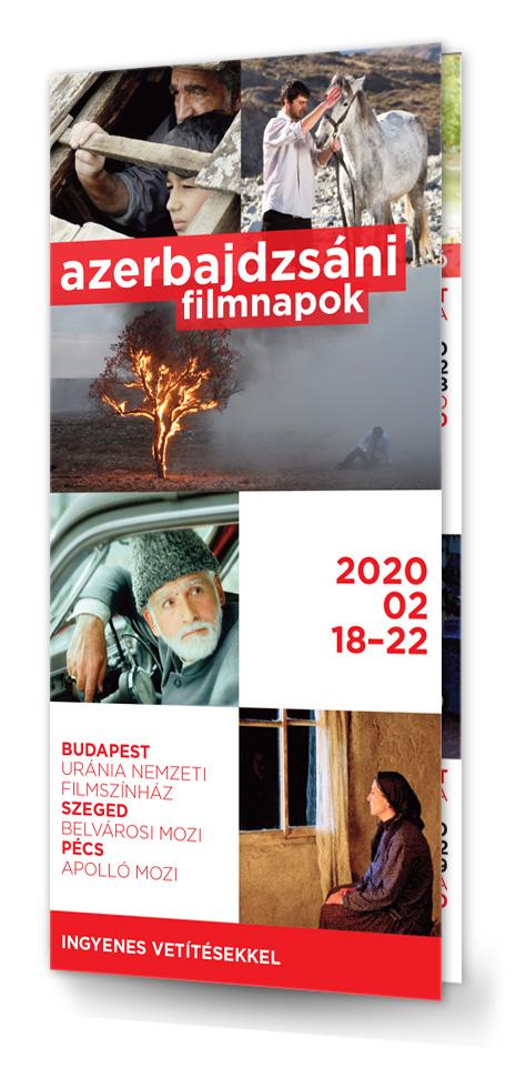 Azerbajdzsáni Filmnapok - Program, pdf