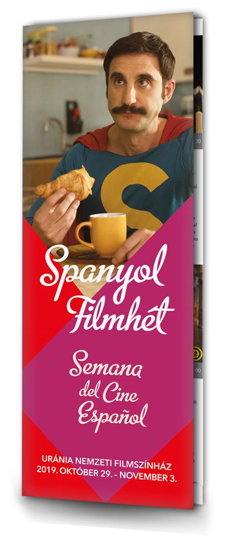 Spanyol Filmhét 2019.