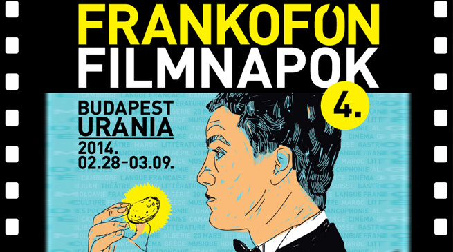 4th FRANCOPHONIC FILM DAYS / 28.02-09.03.2014