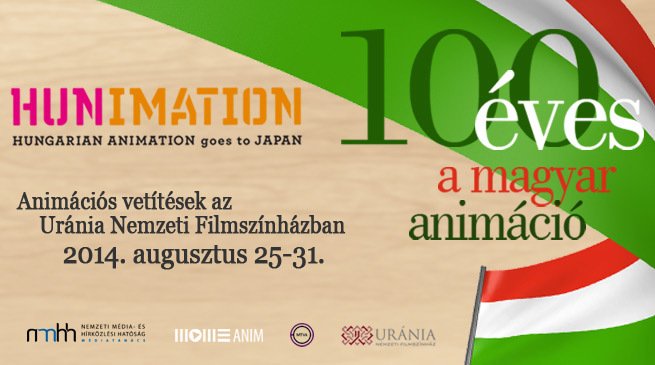 The Hundred Years of Hungarian Animation / 25-31 Aug 2014